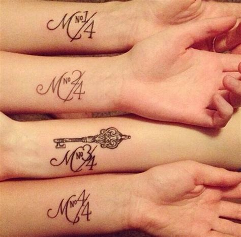 forever friends tattoo designs 40 forever matching ideas for best friends