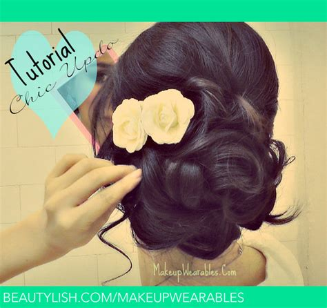 Formal Hairstyles For Medium Hair Tutorial by Easy Prom Wedding Hairstyles With Curls Formal Updos For
