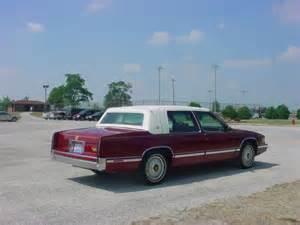1993 Cadillac Sedan Edition 89 700 Mile