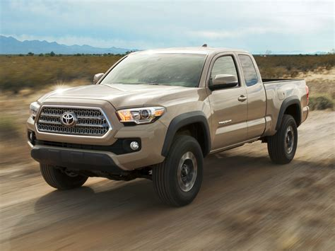 toyota tacoma 2016 toyota tacoma price photos reviews features