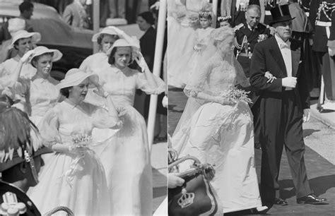 Pluger Telor los detalles de la boda de grace con el pr 237 ncipe