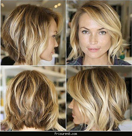 Frisurentrends 2016 Blond by Frisuren Blond Mittellang 2016