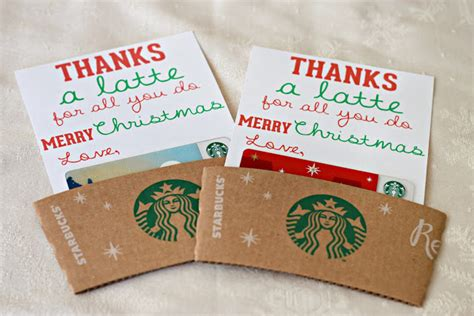 mandie starkey thanks a latte diy teacher christmas gift