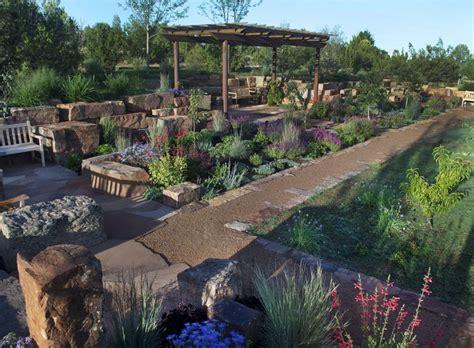 Botanical Gardens Santa Fe Santa Fe Botanical Garden Master Plan Garden Design W Gary Smith Design