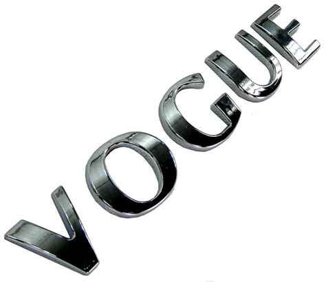 Emblem Ori Logo E Chrome All New Avanza Xenia Terios Agya Ayla Dl chrome letters vogue for range rover p38 classic badge tailgate decal badge font ebay