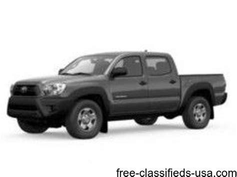 toyota commercial vehicles usa 2014 toyota tacoma prerunner v6 trucks commercial