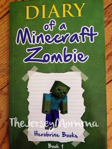 minecraft picture books the jersey momma more minecraft books for diary of