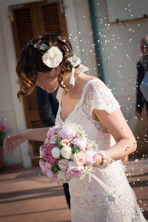 fiori della sposa composizioni floreali matrimonio come sceglierli e