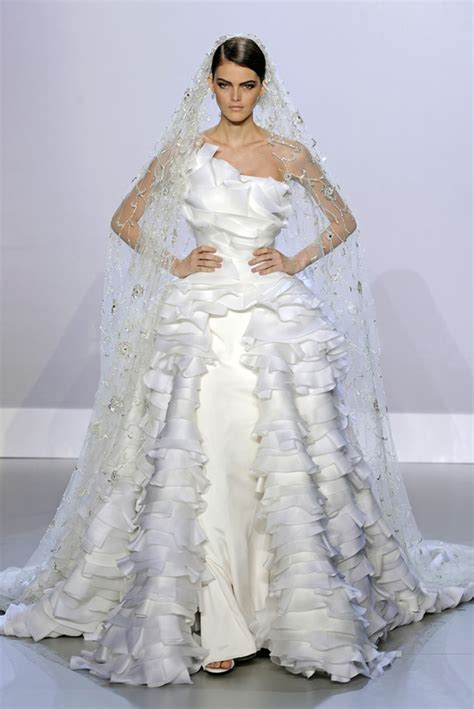 haute couture wedding dresses  spring  ralph russo