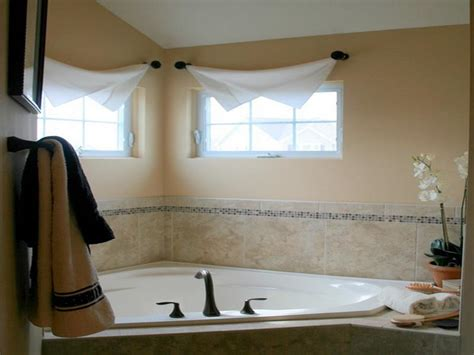Modern Bathroom Window Curtain Ideas Contemporary Bathroom Window Treatment Ideas Brightpulse Us