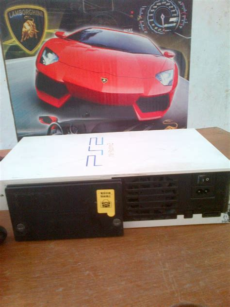 Hardisk Untuk Ps2 Tebal ps2 second tebal putih hardisk 80gb na pojok second