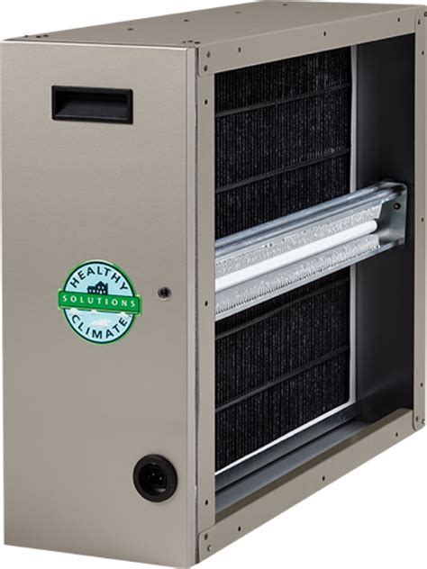 air quality purifiers filters uv lamps green leaf hvac