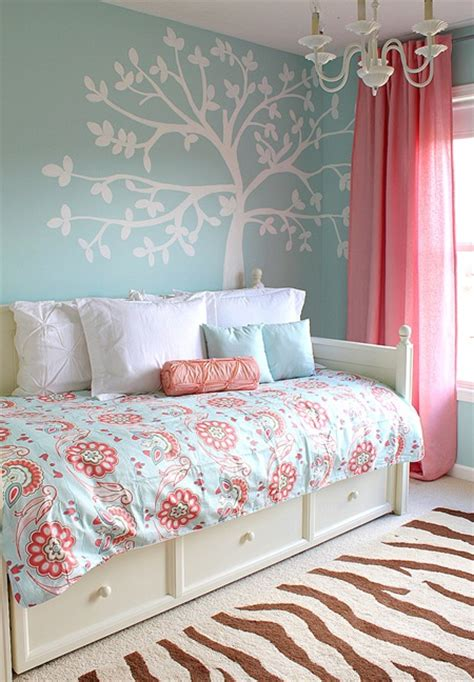 blue and pink bedrooms big room inspriation pink and blue sis bliss