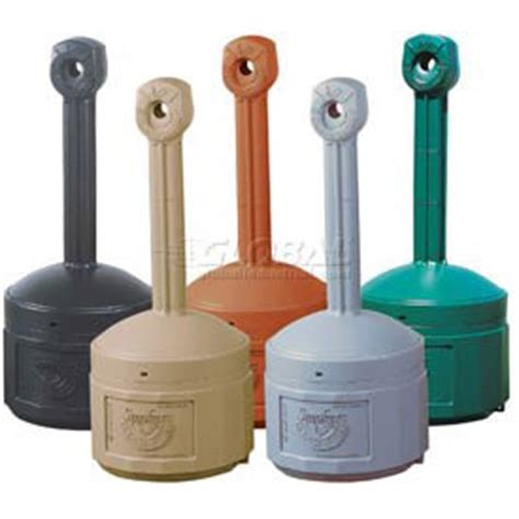Covered Patio Ashtrays by Free Standing Ashtrays Global Industrial