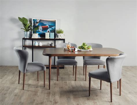 modern dining table set malaysia cellini