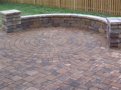 Patio Blocks by Patios Residential Photo Gallery Photo Gallery Media