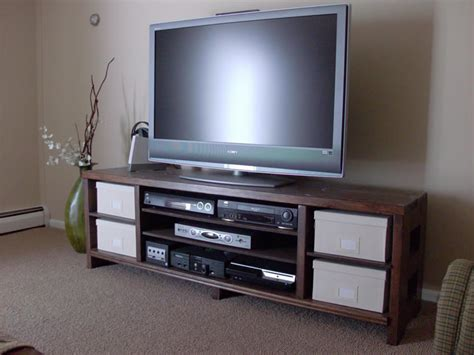 flat screen tv stand woodworking plans pdf diy flat screen tv stand wood plans