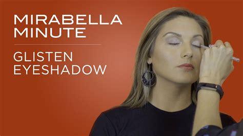 Eyeshadow Mirabella mirabella minute glisten eyeshadow