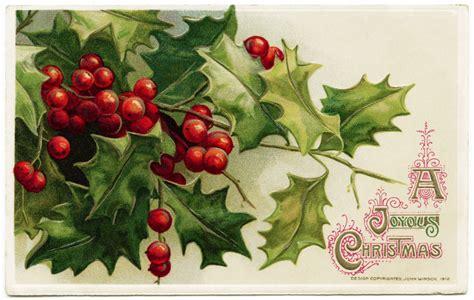 vintage christmas vintage christmas postcard by john winsch 1912