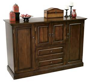 Bar Console by Howard Miller 60 Quot Devino Classic Liquor Cabinet Hide A
