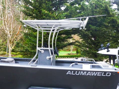 alumaweld boat tops boat t tops photo gallery who dat towers