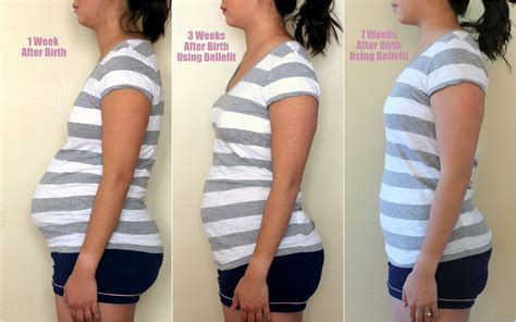7 weeks after c section my journey to a flatter belly with bellefit sandyalamode