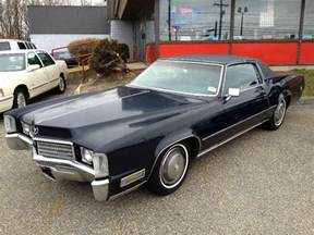 Cadillac Eldorado 1970 Cadillac Eldorado For Sale 1921744 Hemmings Motor News