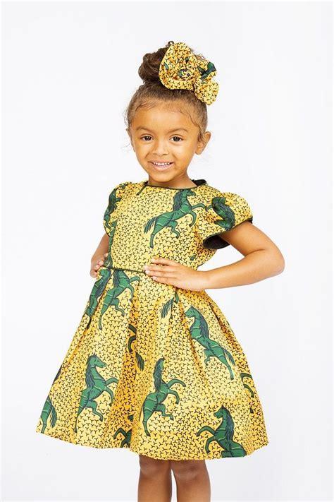 ankara styles for children ankara gowns for kids afrocosmopolitan little girls