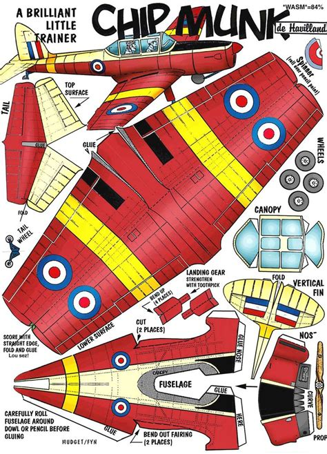 Airplane Papercraft - pin by cheri williams on paper crafts