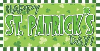 st s day an excuse for all things green and