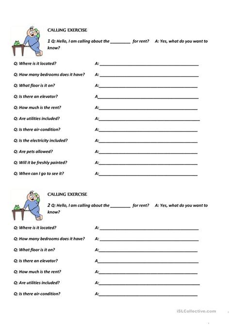 pattern recognition exercises for adults 12 free esl apartment worksheets