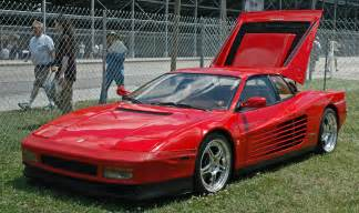 Picture Of A Testarossa File Testarossa Jpg