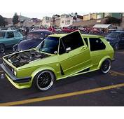 Volkswagen Caribe Photos And Comments Wwwpicautoscom