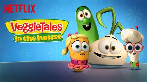 veggietales in the house all the netflix shows your kids will want to binge on this summer grab the remote