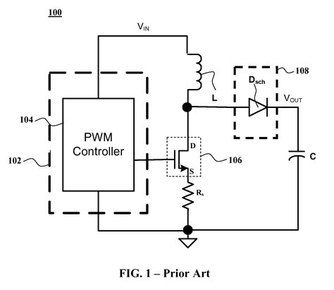 schottky diode in circuit patent us8207602 high voltage and high power boost converter with co packaged schottky diode