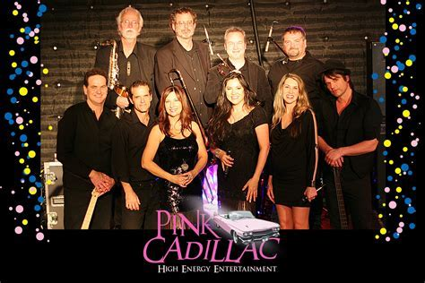 Pink Cadillac Band Nashville Wedding Party Band & DJ