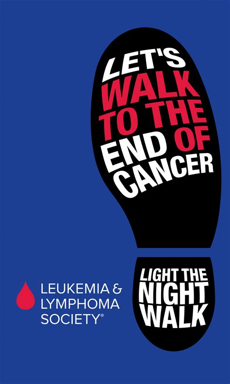 Light The Walk by Light The Walk Leukemia And Lymphoma Society