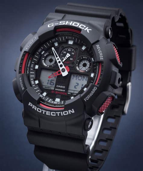 Casio G Shock Ga100 1a zegarek casio g shock ga 100 1a4er zegarownia pl