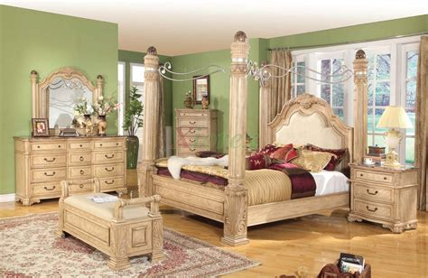 poster bedroom furniture set with leather headboard canopy bed sets bedroom furniture sets w poster canopy