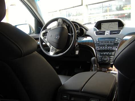 Acura Mdx 2010 Interior 2010 acura mdx review