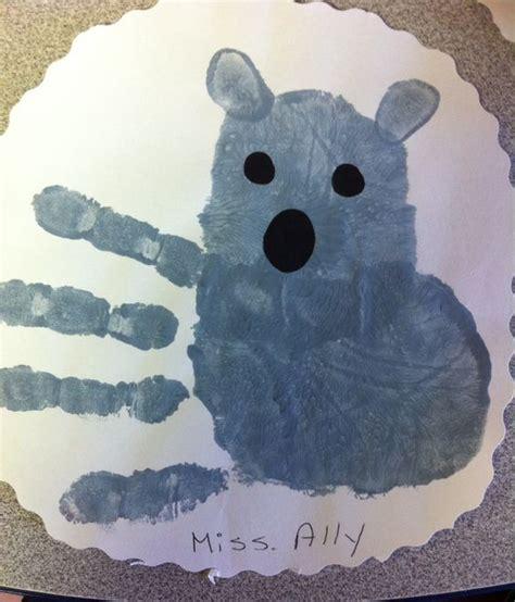 australian craft for koala craft koalas and crafts for preschoolers on