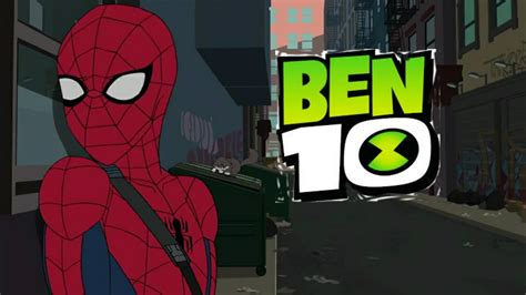 marvels spider man ben style youtube