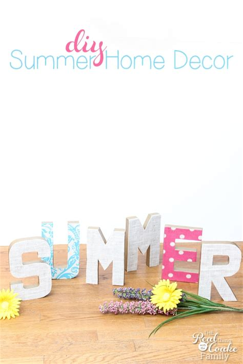 Diy Summer Decorations For Home | diy summer decorations for home 28 images summer