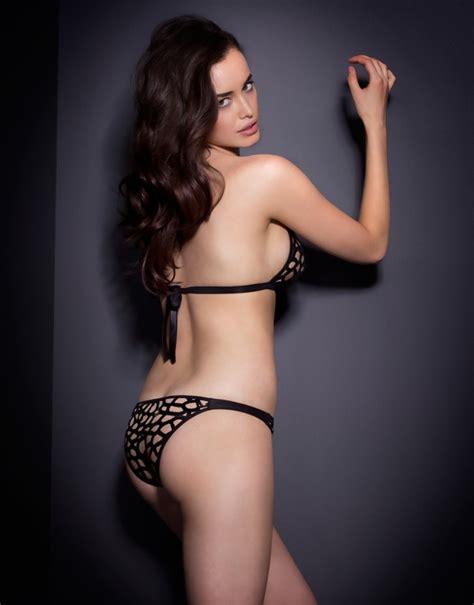 sarah stephens models agent provocateur s new collection sarah stephens agent provocateur lingerie 2014 08 gotceleb