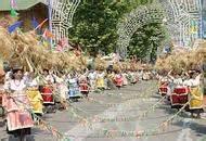 popolare di bari benevento foglianise alla festa grano l ospite d onore sar 224 la