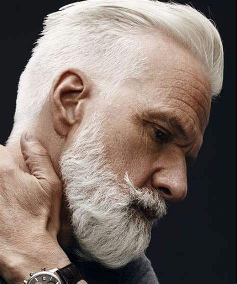 silver fox haircut 50 mens hairstyles to try out menhairstylist com