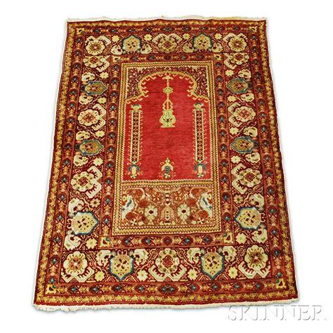 Turkish Prayer Mats by Turkish Prayer Rug Sale Number 2881t Lot Number 1363