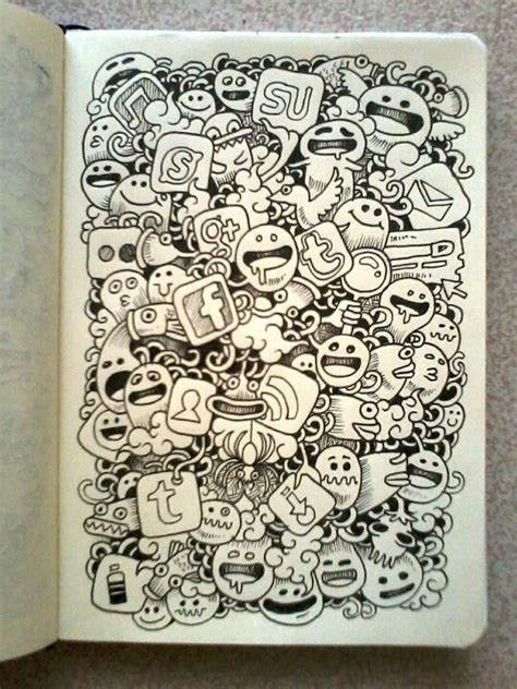 daily doodle shop daily doodles social social social by kerbyrosanes on