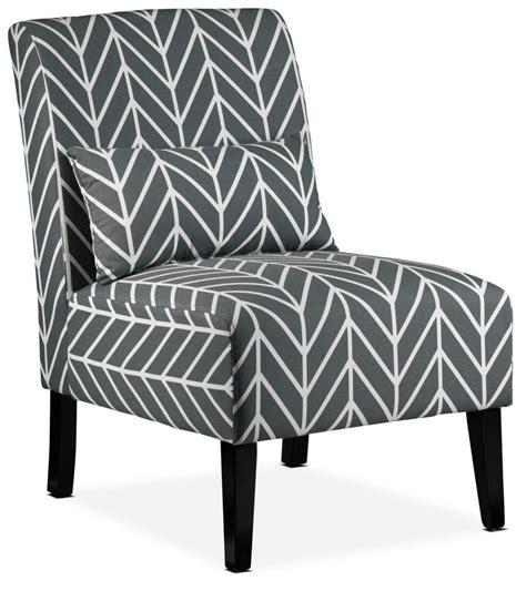 chevron chairs santos accent chair grey chevron s