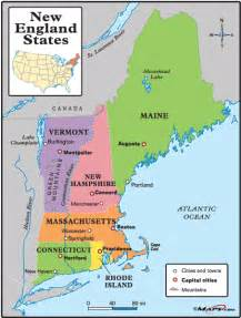 Where Is New England On The Map lobster rolls 103 connecticut new england and maine